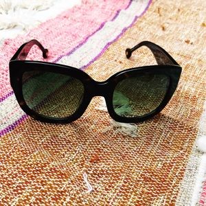 😎 ANTHROPOLOGIE ETT:TWA tortoiseshell sunnies 😎